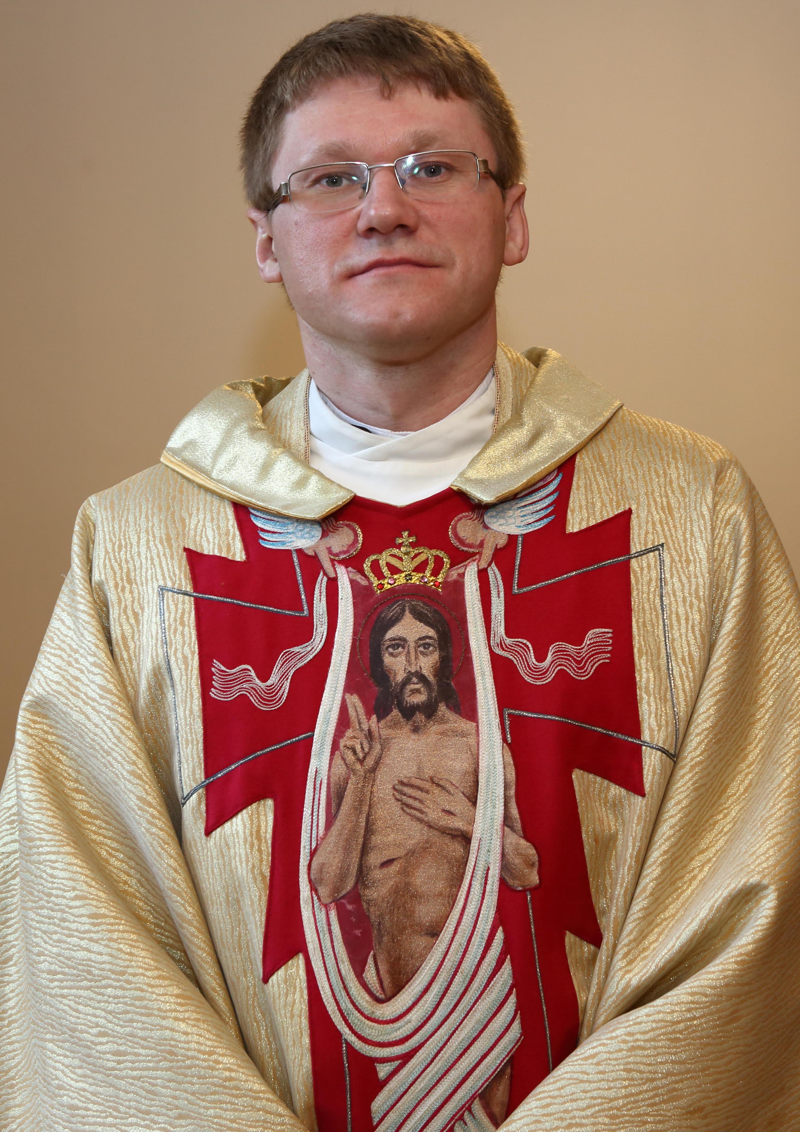 Fr. Krzysztof (Chris) Szkubera CR
